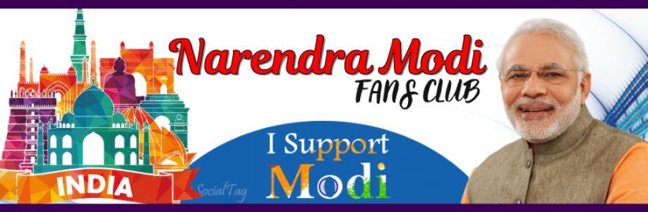 Narendra Modi Fans Club Cover Image